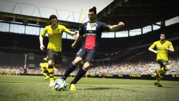 [E3 2014] – FIFA 15, le trailer officiel dévoilé (Gameplay Trailer)