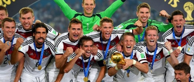 Mondial 2014 : L'Allemagne championne du monde ! (PHOTOS ET VIDEO)