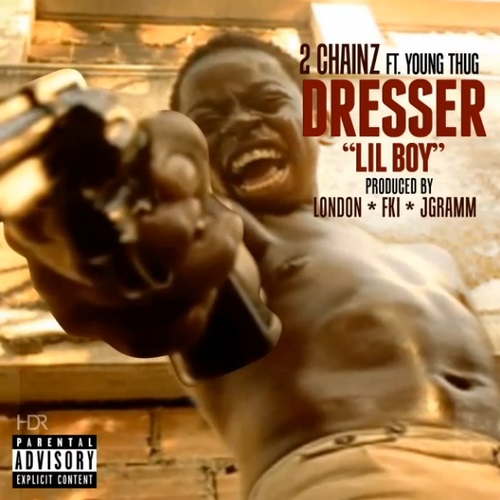 2 Chainz feat. Young Thug – Dresser (audio)
