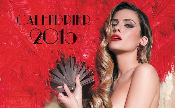 Calendrier Clara Morgane 2015 (photos)