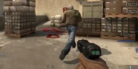 Counter-Strike GO : un ninja defuse de génie (vidéo)