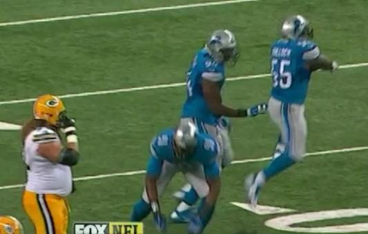 Un joueur de NFL se blesse en célébrant une action (vidéo)