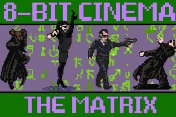 matrix 8 bits