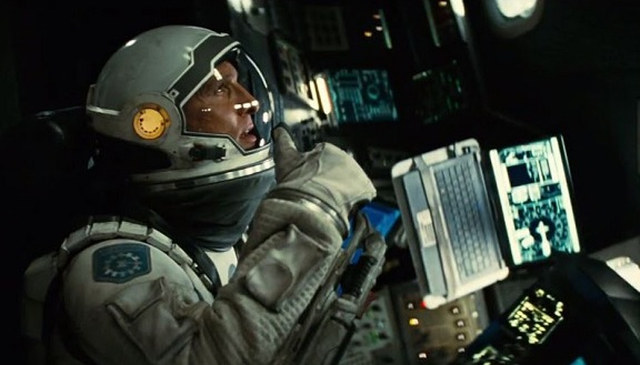L'ultime trailer d'Interstellar de Christopher Nolan (bande-annonce)