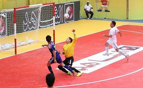 Futsal : un japonais marque un but magistral (vidéo)