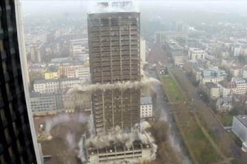 demolition immeuble allemagne