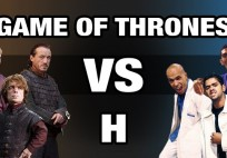mashup game of thrones vs H