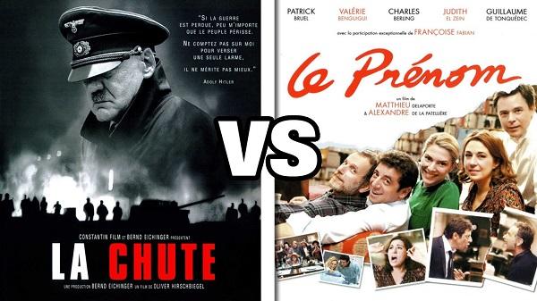 Mashup – La Chute VS Le Prénom (vidéo)