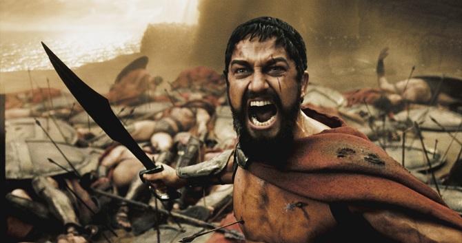 La scène de combat culte du film 300 recréée dans une salle de gym (vidéo)