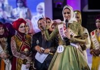 Ben Guefrache Fatma Miss World Muslimah 2014