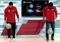 Concours Messi vs Neymar