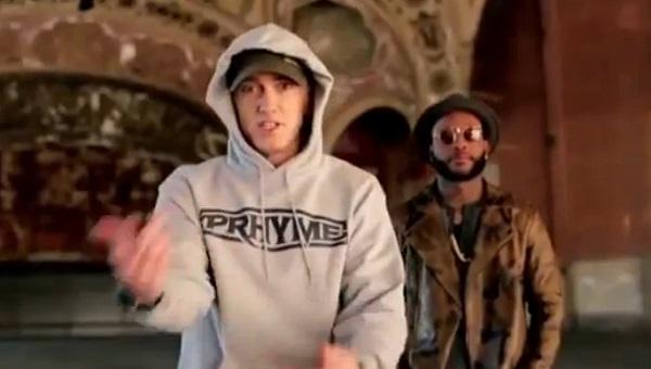 Eminem s'en prend violemment à Lana Del Rey dans son dernier Freestyle (vidéo)