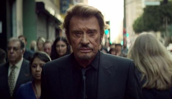 Johnny Hallyday dévoile son nouveau clip : Seul (clip)