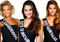 Miss France 2015 candidates