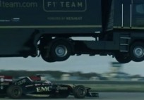 camion F1 Lotus