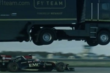 camion F1 Lotus