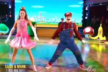 mario Dancing With The Stars
