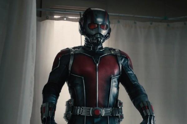 Regardez la première bande-annonce du nouveau Marvel : Ant-Man (bande annonce)