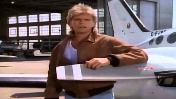 Choc : Richard Dean Anderson (MacGyver) méconnaissable