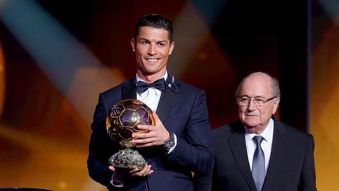 Ballon d'Or 2014 : Cristiano Ronaldo sacré pour la 3e fois