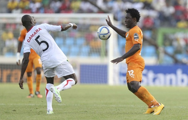CAN 2015 : Le dribble sensationnel de Wilfried Bony contre le Mali (vidéo)