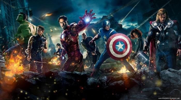 3 - the avengers