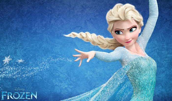 5 - la reine des neiges