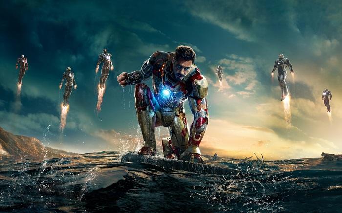 6 - iron man 3