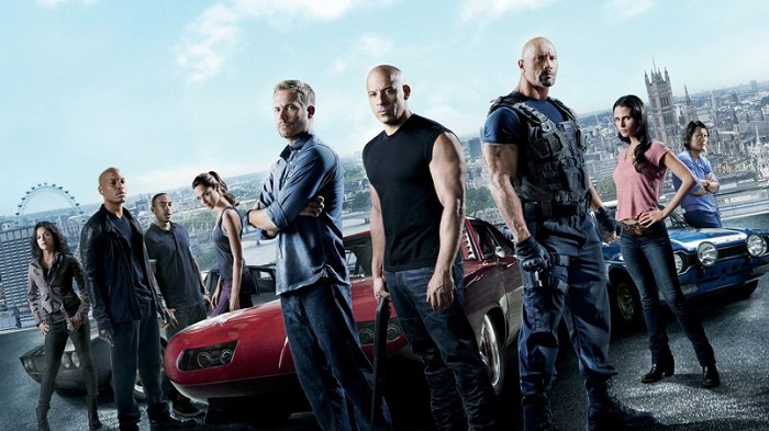 7 - fast and furious 7