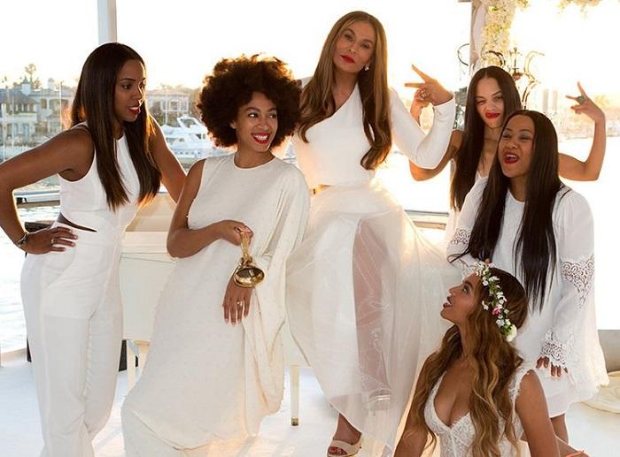 Beyonce mariage (1)