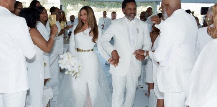 Beyonce mariage (4)