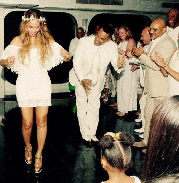 Beyonce mariage (5)