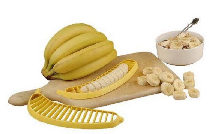Couper banane