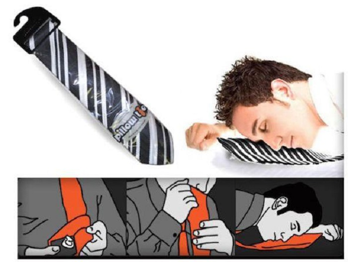 Cravate pratique