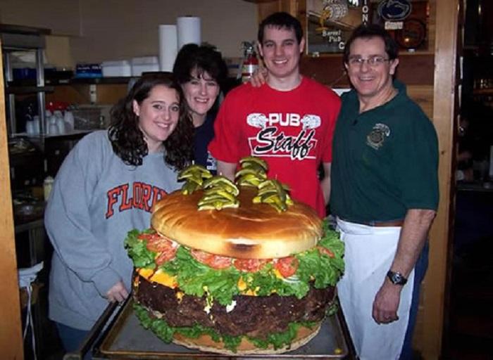 Enorme sandwich (2)