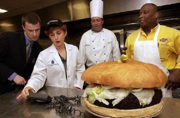 Enorme sandwich