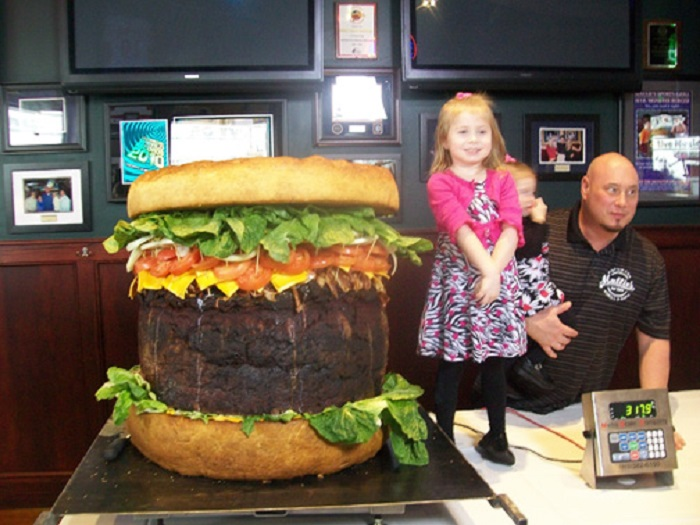 Plus gros sandwich
