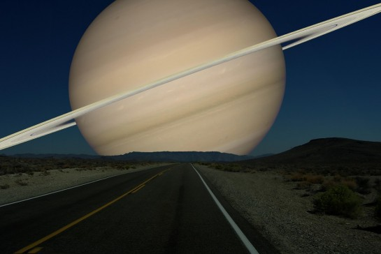 Comment serait notre ciel si les planètes remplaçaient la lune ?