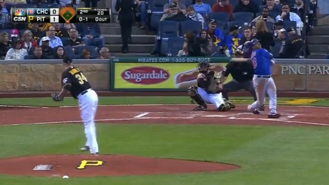 Baseball : une spectatrice se prend une balle en pleine tête