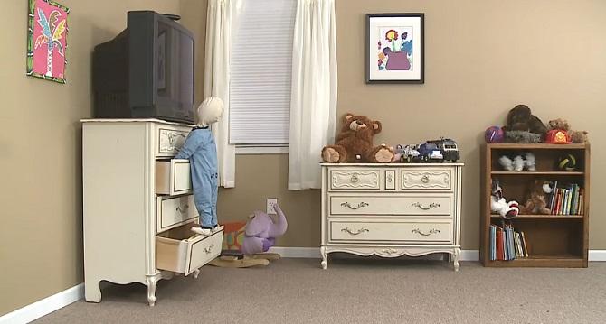 Choc : si vous avez des enfants, regardez cette vidéo