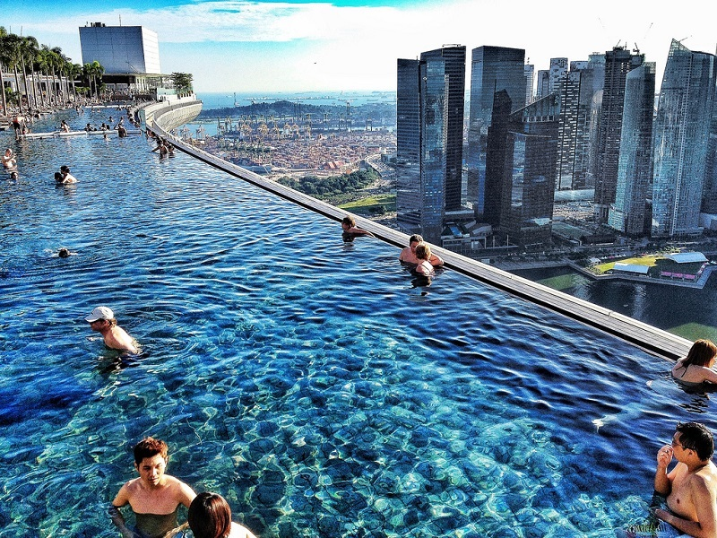 1. The-infinity-pool Singapore