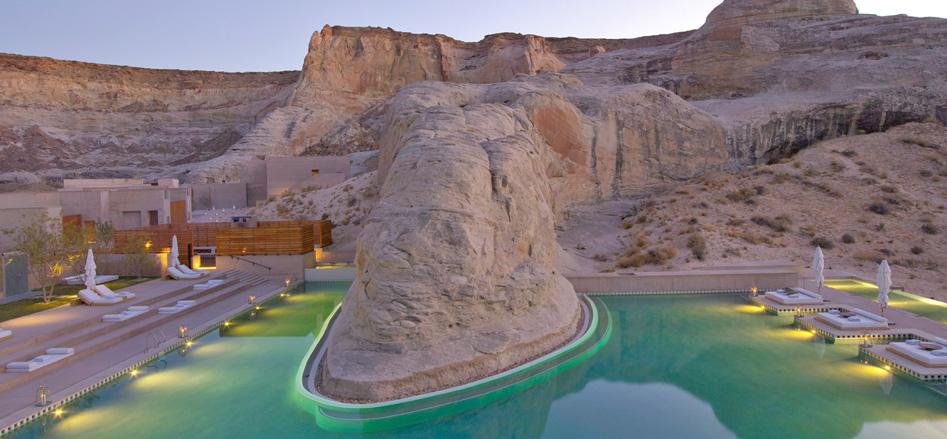 2. The Amangiri Resort 2 Utah usa