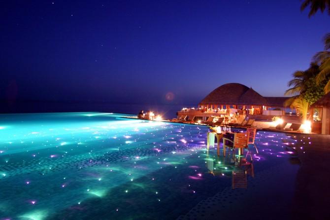 6. The Huvafen Fushi, Maldives