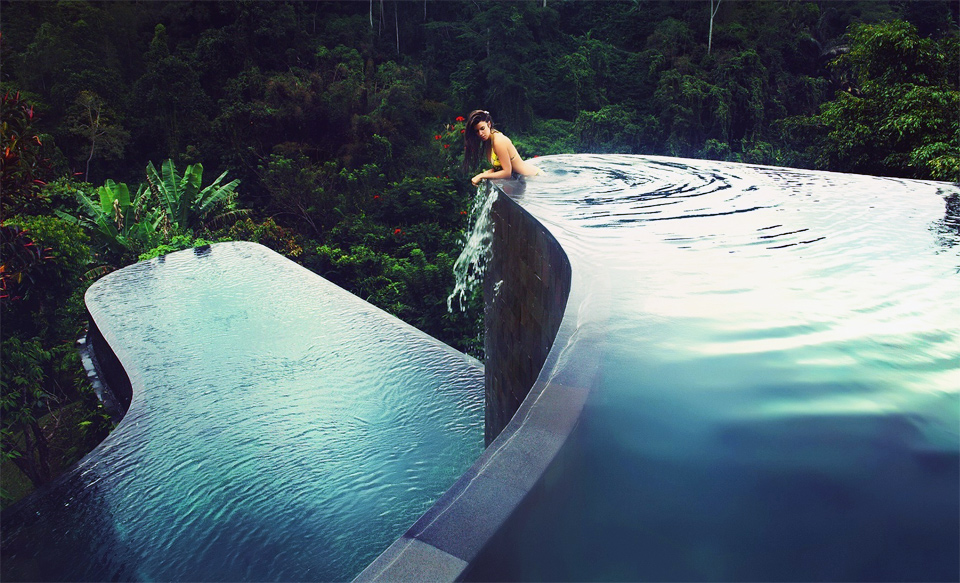 9. Indonesia's Hanging Gardens Bali
