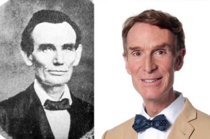 Abraham Lincoln - Bill Nye