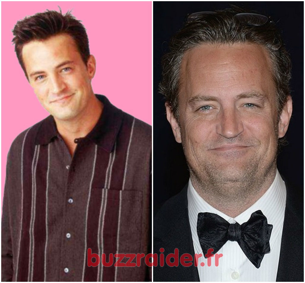 Chandler Friends - Matthew Perry (3)