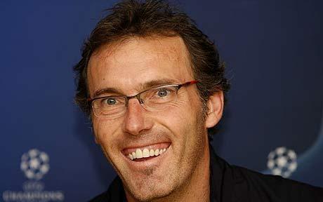 Laurent Blanc se prend un énorme vent par Lavezzi