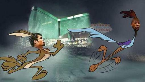 Mayweather VS Pacquiao Fight 2