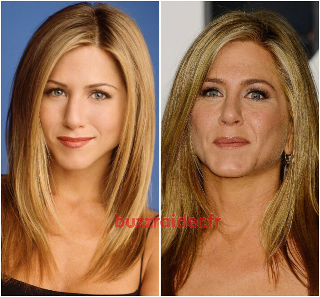 Rachel Friends - Jennifer Aniston  (1)