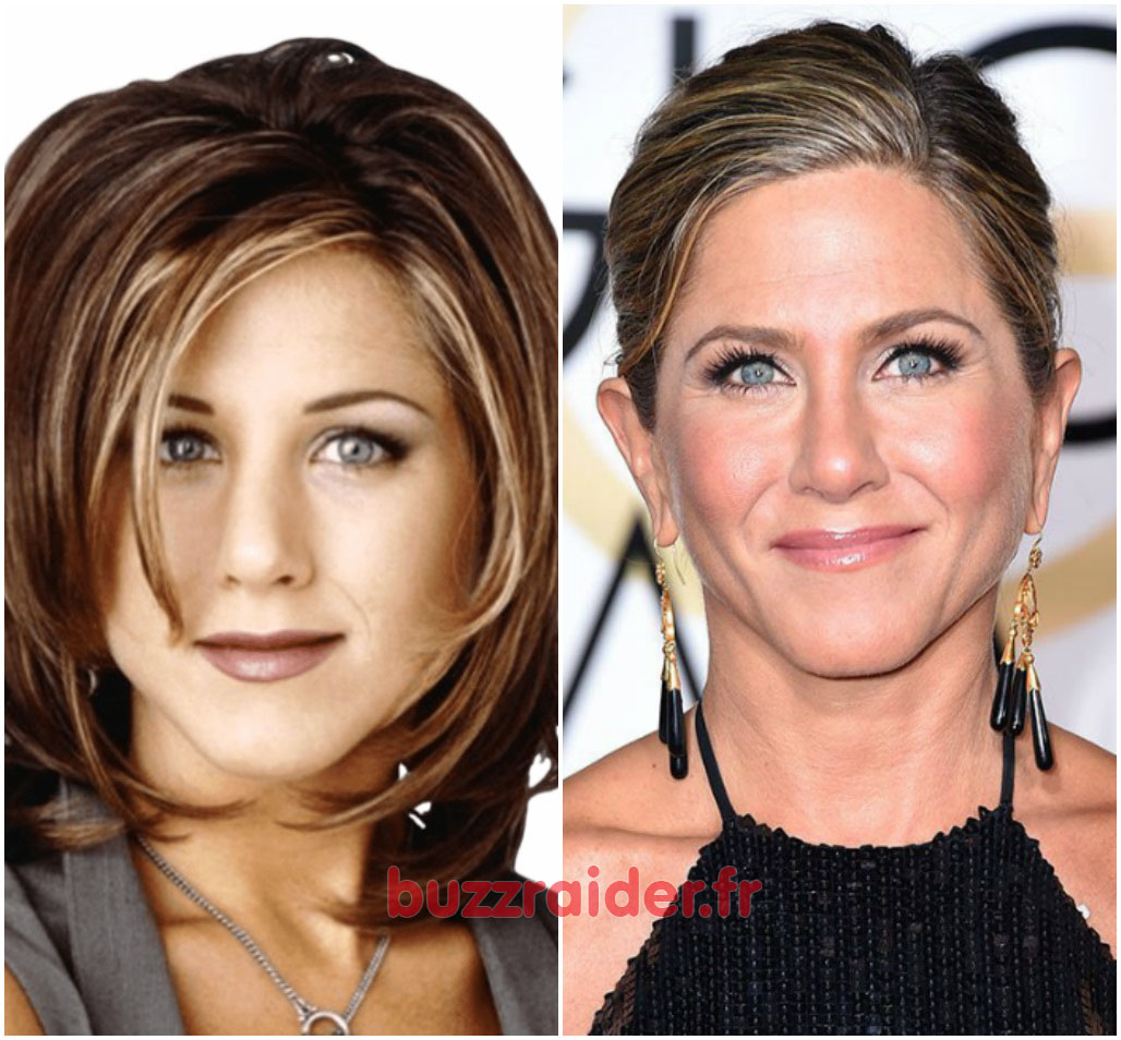 Rachel Friends - Jennifer Aniston  (2)